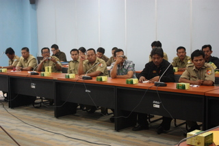 Foto ini berasal dari link artikel/kegiatan: Audiensi RUU tentang Desa