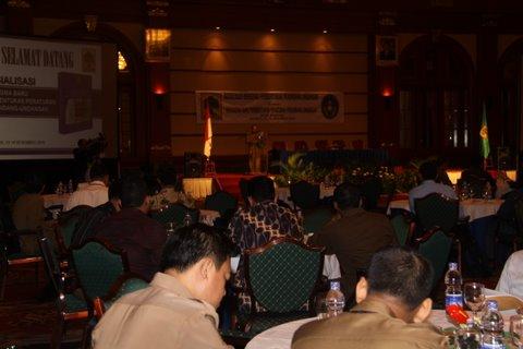 Foto ini berasal dari link artikel/kegiatan: Sosialisasi Pembentukan Peraturan Perundang-undangan