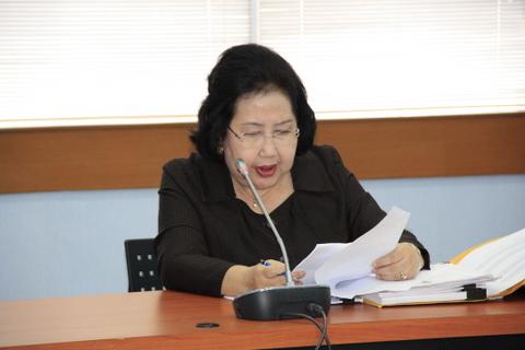 Foto ini berasal dari link artikel/kegiatan: Rapat RUU tentang Perkumpulan